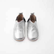 Silver Whoa Nally Boot Soft Sole
