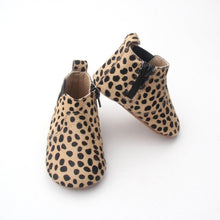 Leopard Whoa Nally Boots Soft Sole