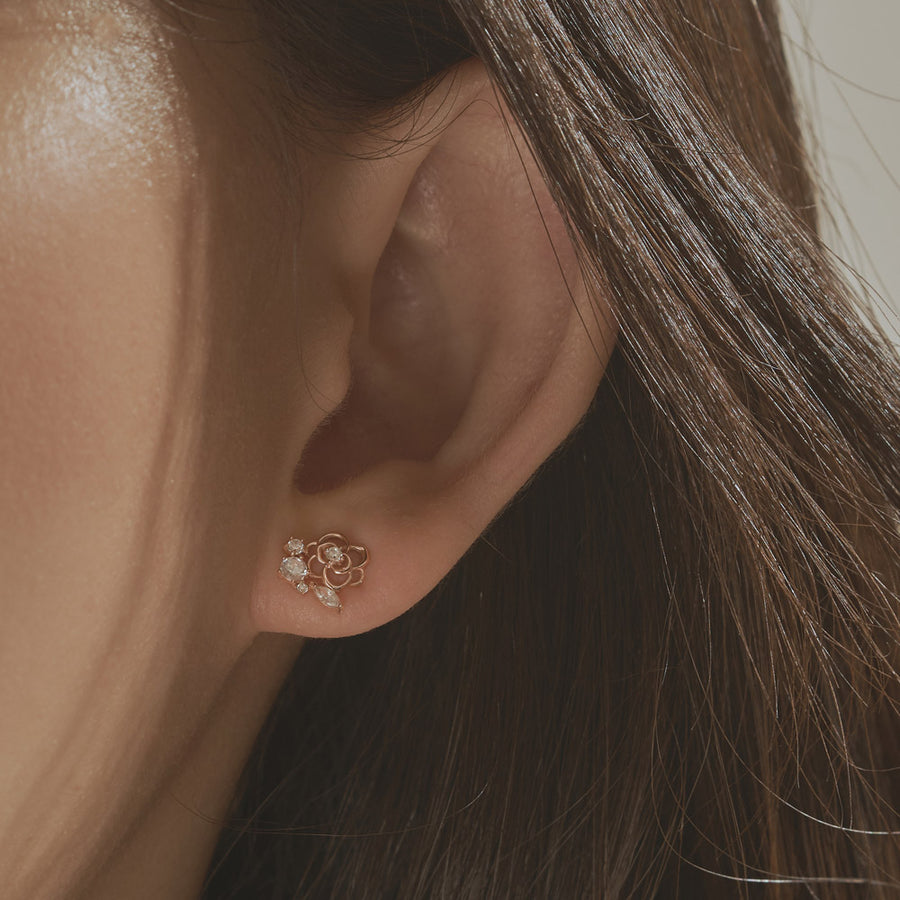 [30% OFF SALE][14K Gold] Cliel Earring