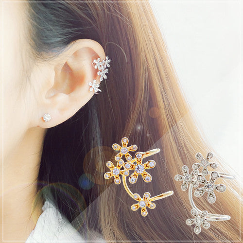 DIANA PRIL Ear Cuff - Wingbling Global