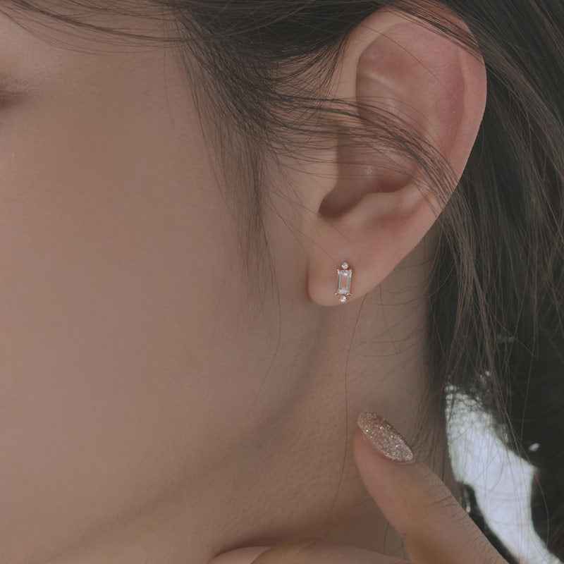 [14K Gold] Kelly Earring