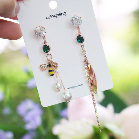 MELLONIA Earring - Wingbling Global