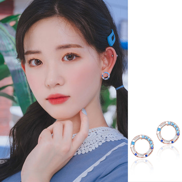 MOONLIGHT OCEAN Earring - Wingbling Global