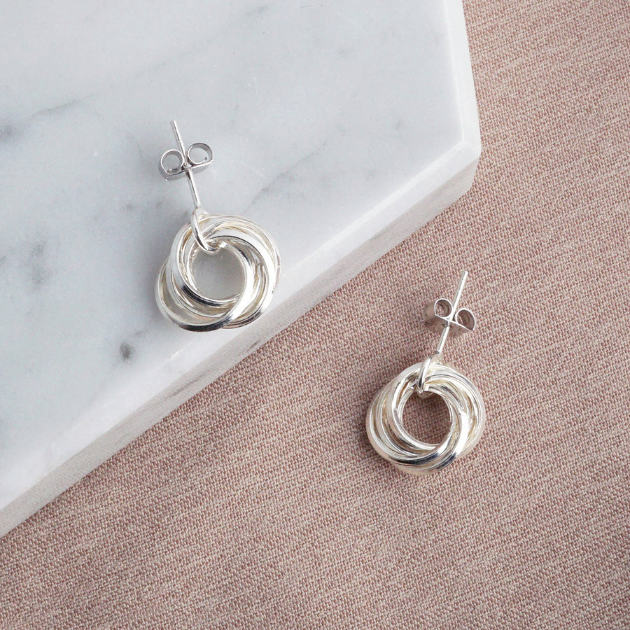 MEMORY OF EVERYDAY LIFE Earring (silver 925) - Wingbling Global