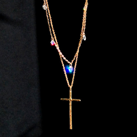 DAILY CROSS Necklace Set - Wingbling Global