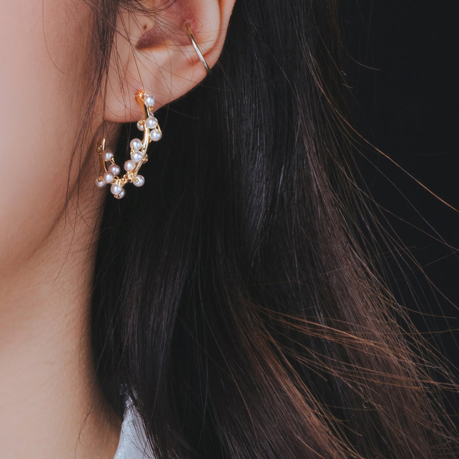 TWO-WAY MOOD Earring