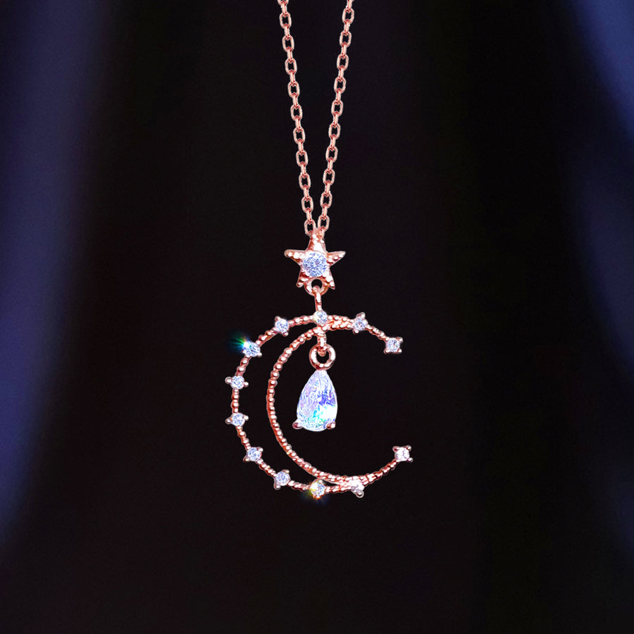MOONLIGHT CASTLE Necklace - Wingbling Global