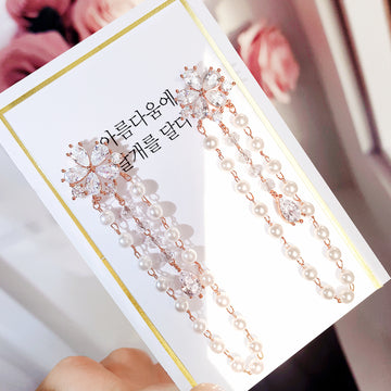 ARIA Earring - Wingbling Global