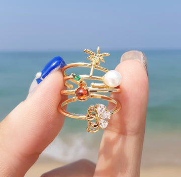 EVERYDAY JEJU Rings (4 types)