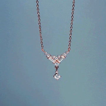 PETITE DRESS Necklace