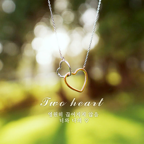 BELLA TWO HEART Necklace - Wingbling Global