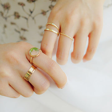BLISH Rings Set
