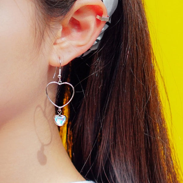 CRUSH HEART Earring - Wingbling Global