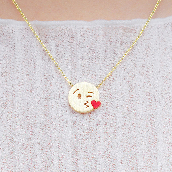 DAYDAY EMOJI Necklace - Wingbling Global