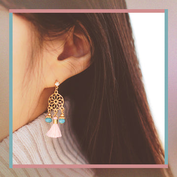 ELLA DREAMCATCHER Earring - Wingbling Global