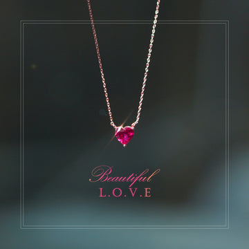 BEAUTIFUL LOVE necklace - Wingbling Global