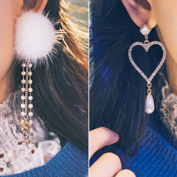 DAZZLING DARLING Earring (can be sold separately, worn by Twice) - Wingbling Global