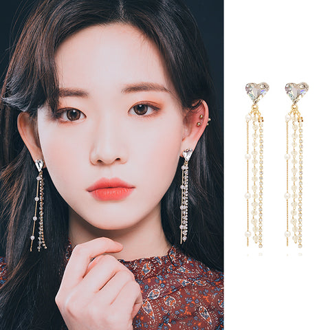 LET ME SHINE 2 Earring (silver pin, clip-on available) - Wingbling Global