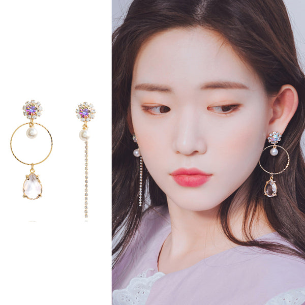 YOU IN A DREAM Earring (silver pin, clip-on available) - Wingbling Global