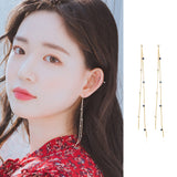 YOU LOOK PRETTY TODAY Earring (clip-on available) - Wingbling Global