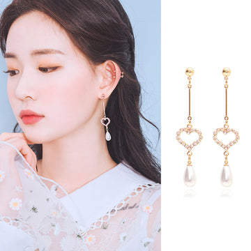 TEMPERATURE OF LOVE Earring (clip-on available) - Wingbling Global