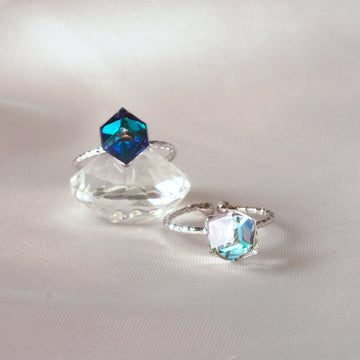 MAGIC SQUARE S Ring (swarovski)
