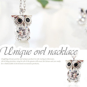 UNIQUE OWL Necklace - Wingbling Global