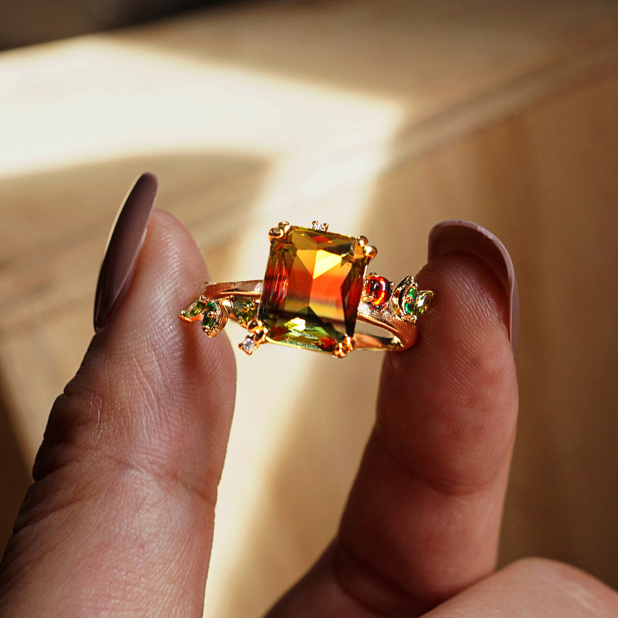 FANTASY SUNSET Ring
