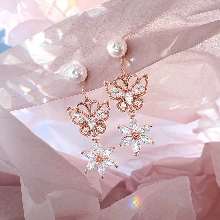 Dreaming Butterfly Earring