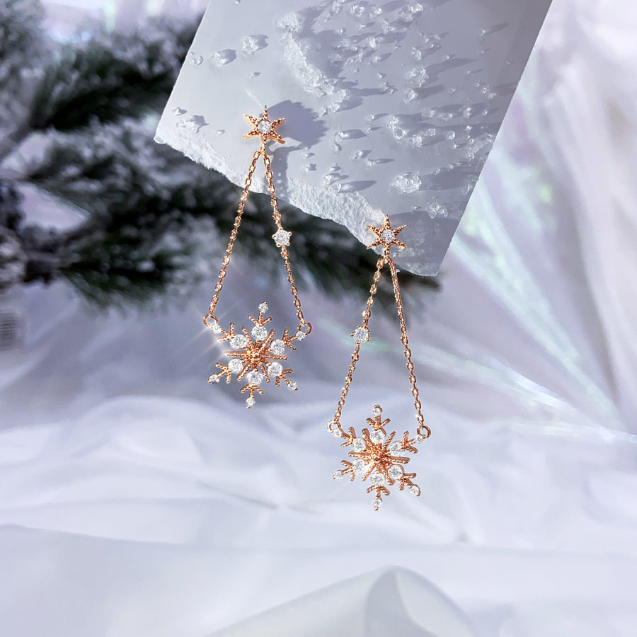 MEMORY OF WINTER Earring