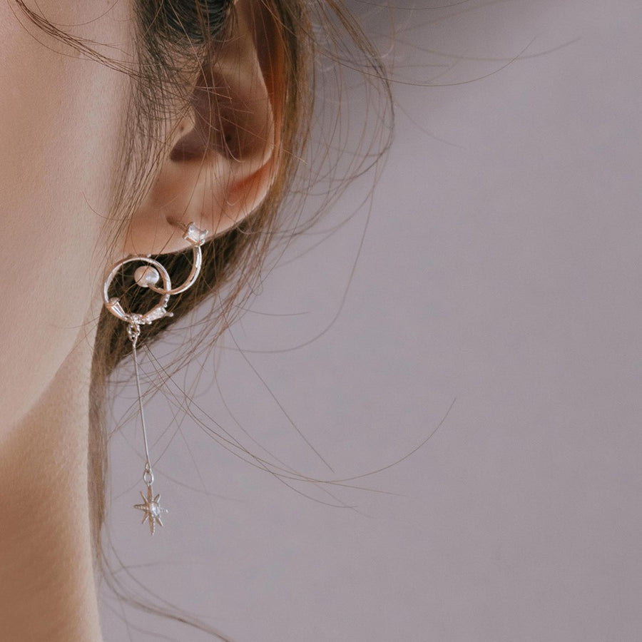 MOON AND YOU Earring