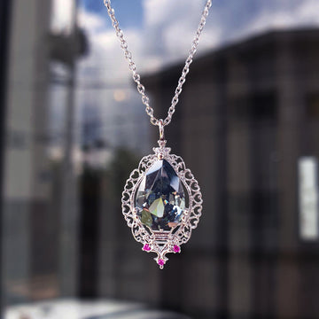 SEOUL BLUES Necklace