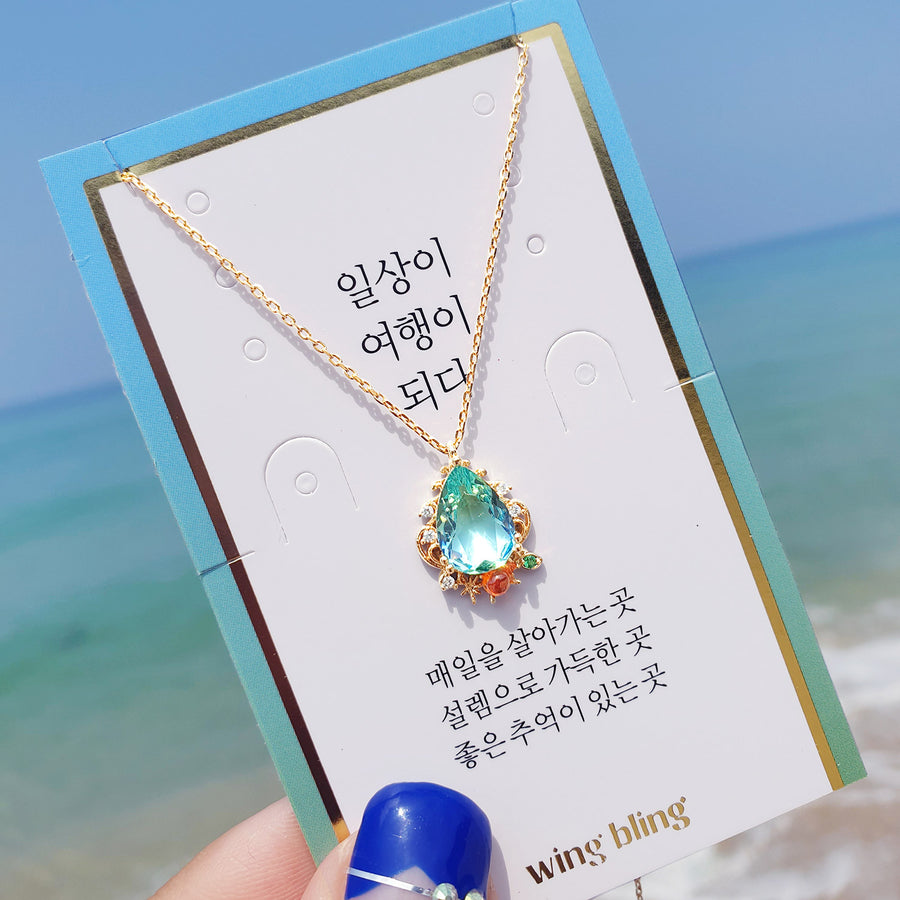 JEJU CRUSH Necklace