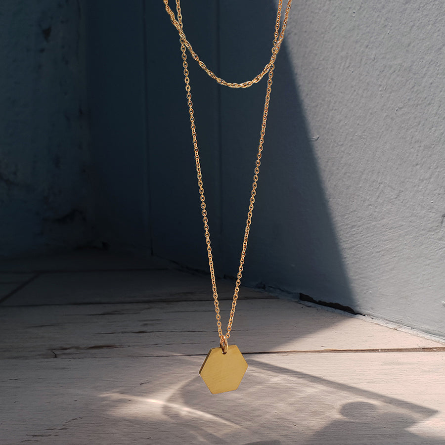 [Delay in Shipment to the middle of March]  CHRISTINE Necklace