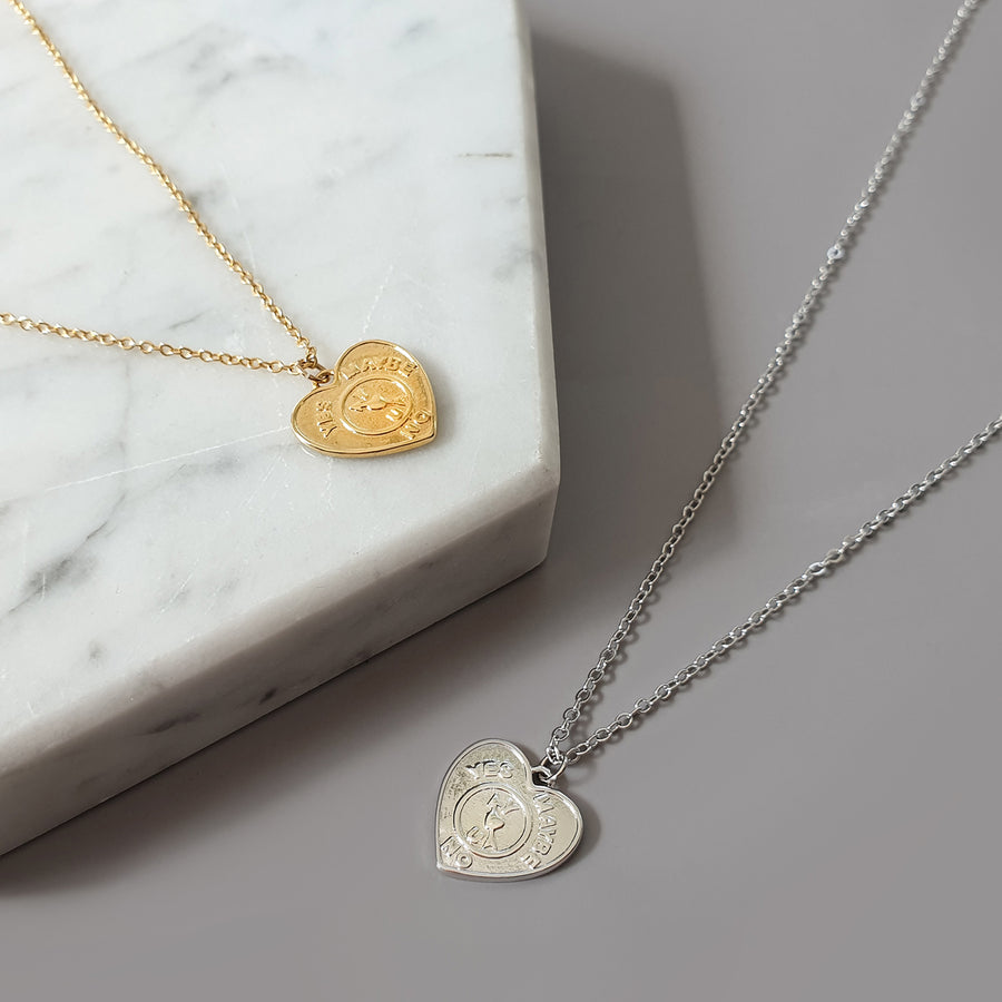 Fall in Love Necklace