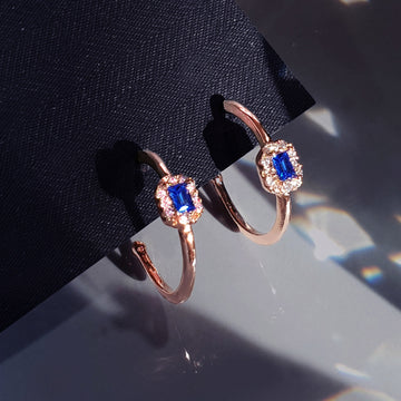[Delay in Shipment Until Mid-Oct]VERONICA Earring