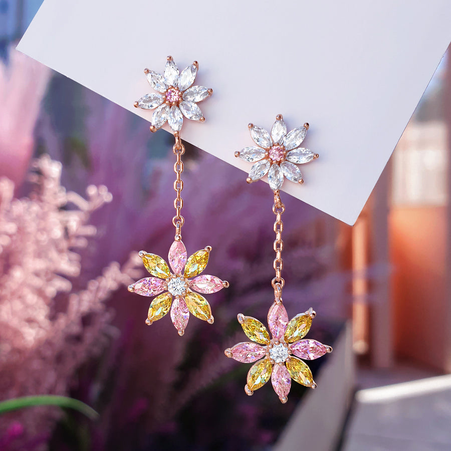 Scent of Spring2 Earring