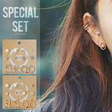 BASIC FIGURE Earring (Wingbling's special edition) - Wingbling Global