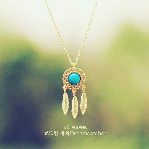 DREAMCATCHER 2 Necklace - Wingbling Global