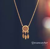 DREAMCATCHER 3 Necklace - Wingbling Global