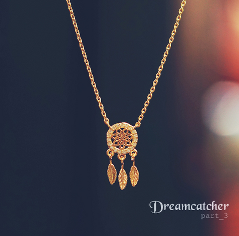 DREAMCATCHER III Necklace