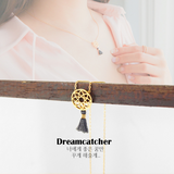 DREAMCATCHER 4 Necklace - Wingbling Global