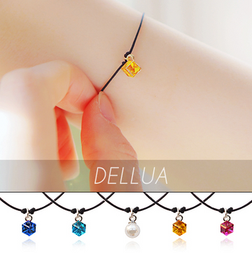 DELLUA Bracelet (12 birthstone) - Wingbling Global