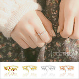 ODETTED Ring (free size) - Wingbling Global