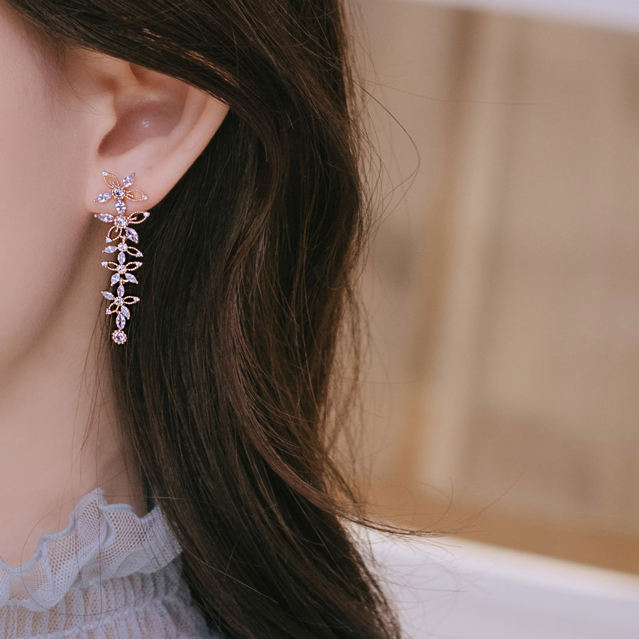 FLORAL BLOSSOM Earring