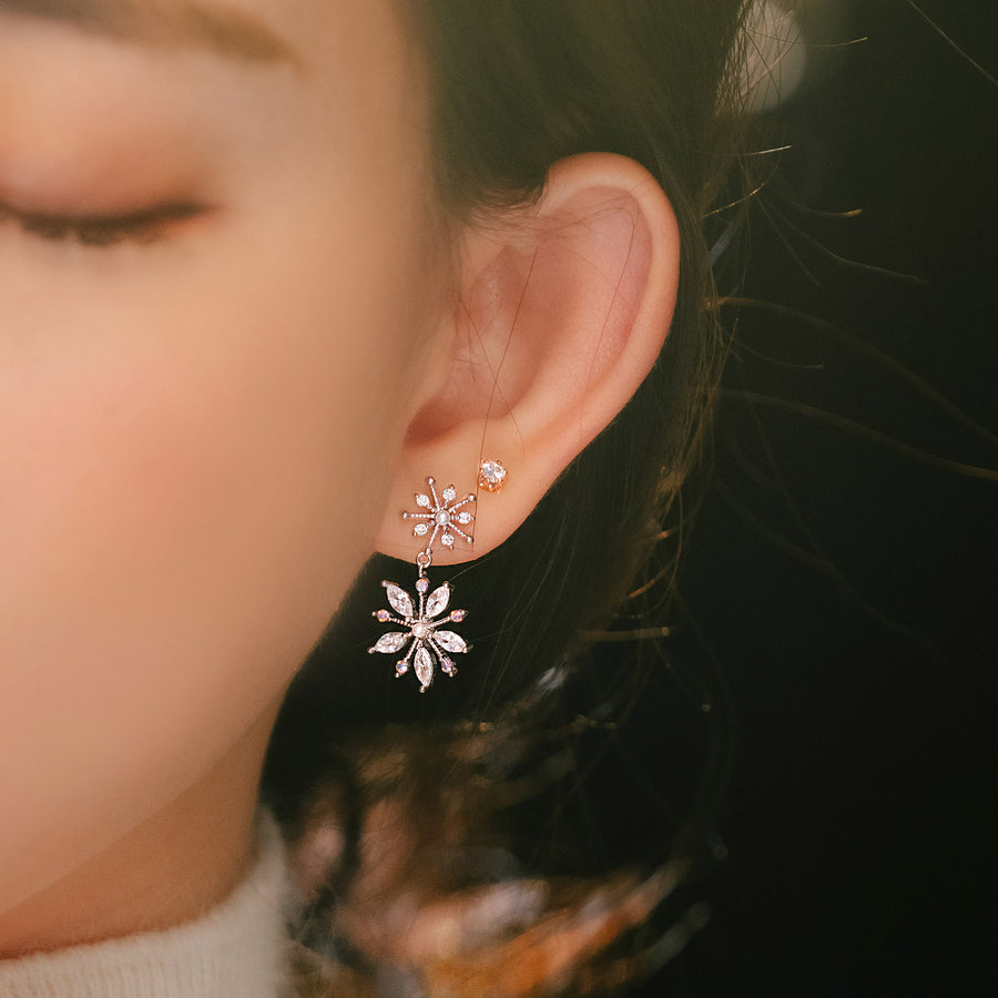 IN WINTER Earring