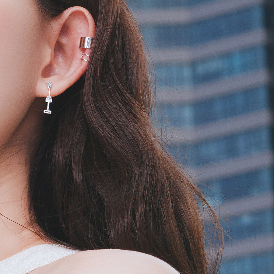 EVERYDAY SEOUL Earring/Piercing Set (4pcs)