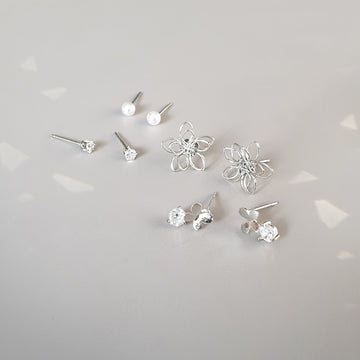 Melomance Earrings SET