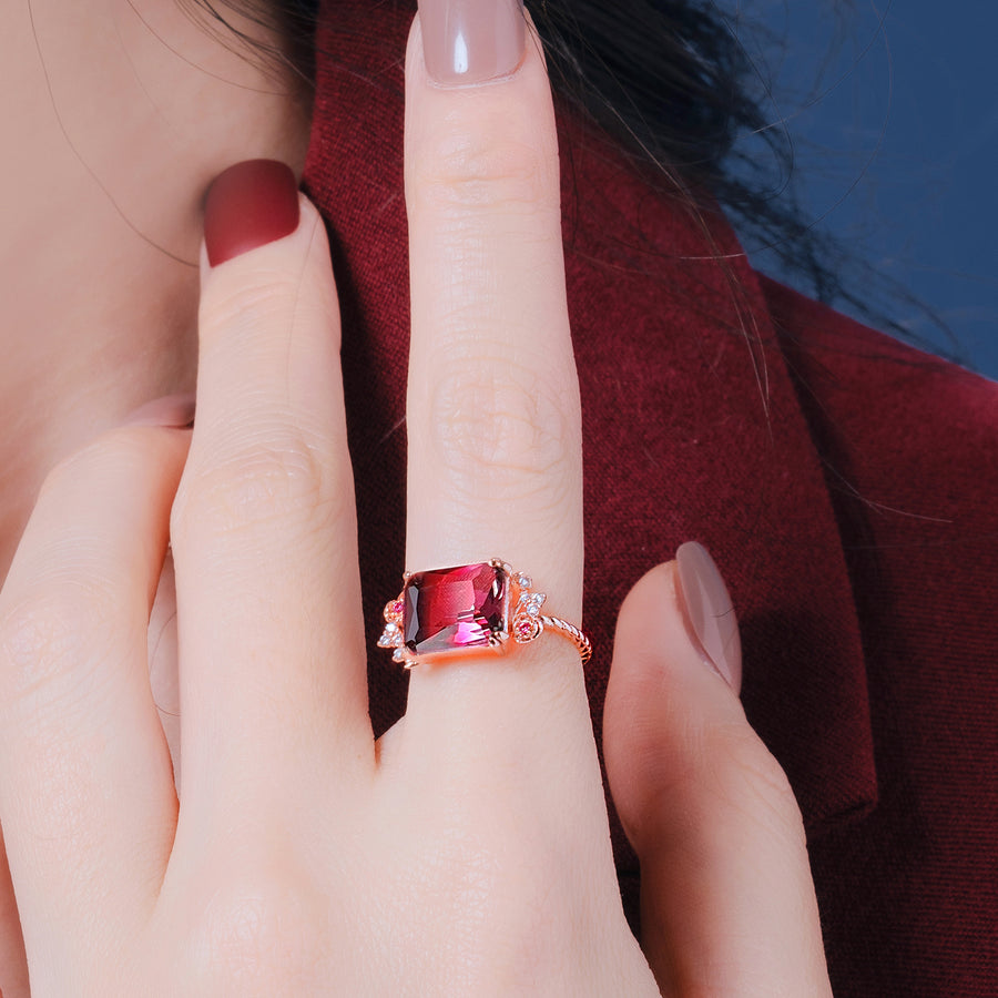 ROSE VALLEY Ring