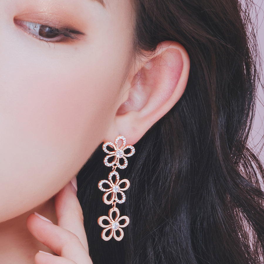 [Welcome] YOU ARE A FLOWER Earring